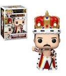Queen POP! Rocks Vinyl Figurine Freddie Mercury King Funko