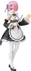 Re:ZERO -Starting Life in Another World- figurine Figma Ram Max Factory