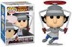 Inspecteur Gadget Figurine POP! Animation Vinyl Inspector Gadget Flying Funko