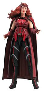 WandaVision Marvel Select figurine Scarlet Witch 18 cm Diamond Select