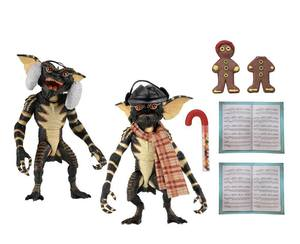 Gremlins pack 2 figurines Christmas Carol Winter Scene 2 Neca