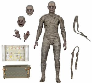 Universal Monsters figurine Ultimate The Mummy (Color)  Neca