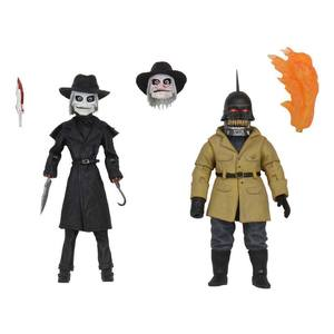 Puppet Master pack 2 figurines Ultimate Blade & Torch NECA