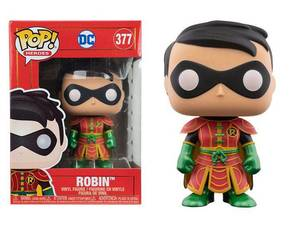 DC Imperial Palace assortiment POP! Heroes Vinyl figurines Robin Funko