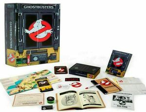 SOS Fantômes Ghostbuster welcome kit Employee Doctor Collector