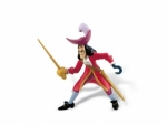 PETER PAN FIGURINE CAPITAINE CROCHET EN STOCK