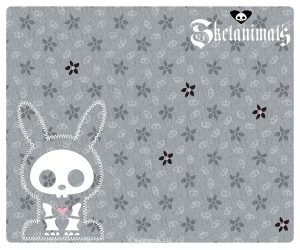SKELANIMALS - Tapis de souris Stonewash EN STOCK