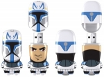 STAR WARS CLE USB MIMOBOT 4Go : CLONE CPT REX EN STOCK