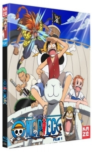 ONE PIECE film 1 dvd