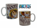 One Piece MUG Luffy wanted 460 ml ABYstyle