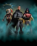 Batman Arkham City Serie 1 Complete Dc Direct