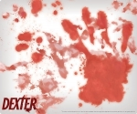 DEXTER - Tapis de souris - Bloody hands ABYstyle