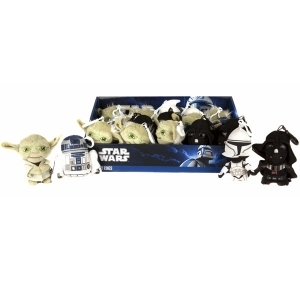 Star wars peluches super deformed au choix