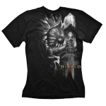 DIABLO III - T-Shirts Tyrel Side Jinx
