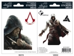 Assassin'S Creed - Stickers - 16x11cm/ 2 planches - Ezio Altaïr ABYstyle
