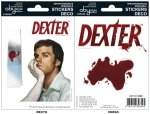 Dexter - Stickers - 16x11cm/ 2 planches - Dexter ABYstyle