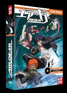 Air Gear - Intégrale Slim Dvd