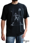 STAR WARS - T-shirt Dark Vador Darth Vader disco homme ABYstyle