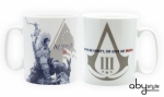 Assassin'S Creed 3 - Mug - 460 Ml Porcelaine Abystyle