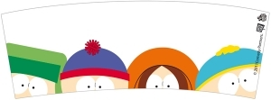South Park - Tasses - 4 Personnages - Set 2 Tasses ABYstyle