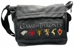 Game Of Thrones - Sac Besace Sigles Grand Format Abystyle