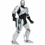 Robocop With Spring Loaded Holster Neca