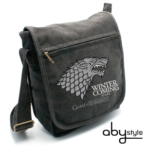 Game Of Thrones - Sac Besace Stark Petit Format Abystyle