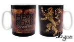 Game Of Thrones - Mug 460 ml – Lannister - porcelaine Abystyle