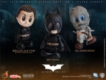 Batman Begins pack 3 figurine Cosbaby Hot Toys