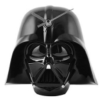 Star Wars horloge murale Darth Vader Wesco