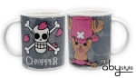 One Piece - Mug 320 ml Chopper & Emblem Abystyle