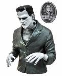 Universal Monsters Black & White Frankenstein Tirelire Diamond Select