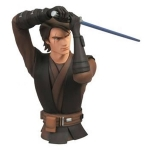 Star Wars - Buste Tirelire Anakin Clone Wars Diamond Select