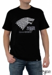 Game Of Thrones : T-shirt Winter is coming Abystyle