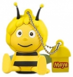 Clé usb 4 GB Maya l'abeille assise