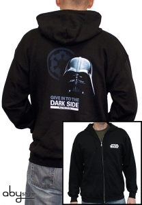 Star Wars - Sweat Dark Side Darth Vader Homme Abystyle