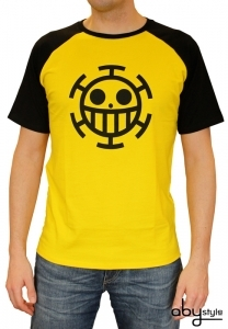 One Piece - T-Shirt Trafalgar Law Homme Abystyle
