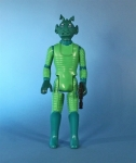 "GREEDO 12"" Jumbo Kenner Gentle Giant Star Wars"
