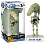 Star Wars - Bobble Head Clone Wars Battle Droid Funko