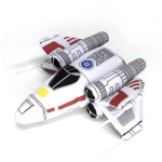Star Wars - Véhicule Peluche X-Wing Fighter