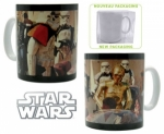 STAR WARS - Mug - 460 ml - Movie Scene #004 C-3PO & Luke Abystyle