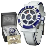 Star Wars - Montre De Luxe Collector R2D2 R2-D2 Wesco