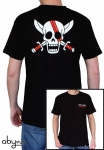 One Piece - T-shirt Shanks Skull homme Abystyle