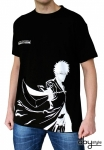 Bleach - T-shirt Ichigo homme MC black Abystyle