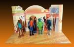 Star Wars playset Jumbo Vintage Kenner Cantina Adventure Gentle Giant