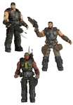 Gears of War 3 série 2 : 3 figurines Neca
