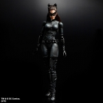 Batman The Dark Knight rises Play Arts Kai Catwoman Square Enix