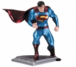 Superman The Man Of Steel statue Jim Lee DC Collectibles