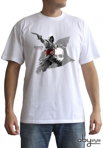 Assassin's Creed IV - T-shirt Edward Flag Abystyle