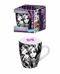 Monster High mug porcelaine Characters